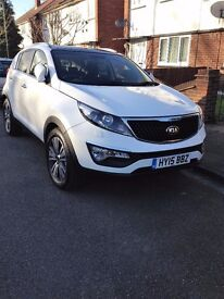 Nearly new KIA SPORTAGE FOR SALE in EXCELLENT condition!!