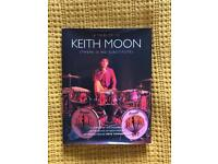 Keith Moon (there is no substitute) biography