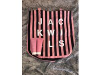 Used, Jack Wills Tote Bag with Shower Gel and Lotion for sale  Coventry, West Midlands