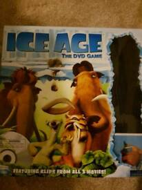 The Ice Age The DVD Game