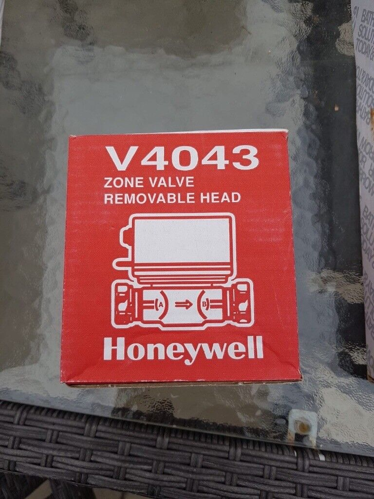 Honeywell 2 Port Valve Ads Buy Sell Used Find Great Prices Zone Head Honey Well For Heating Systemin Bury St Edmunds Suffolk V4043