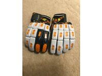**Woodworm Cricket Gloves Ready to Go**