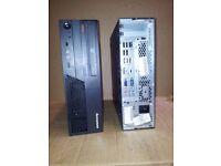 Lenovo ThinkCentre Cheap Computer Dual Core 2.70, 2GB RAM,160GB HDD, WIN 7, WiFi