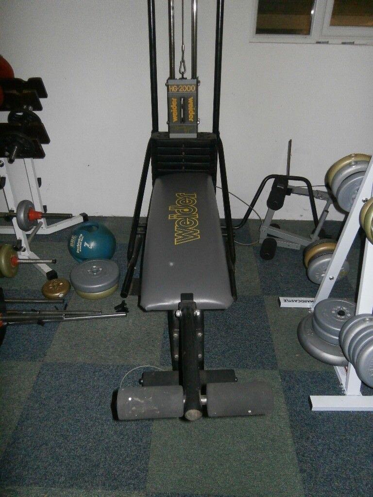 Weider multi gym spare parts jidimotor