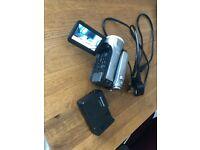 Panasonic HDC-HS200 Full HD 1920x1080 80GB HDD Camcorder in VGC