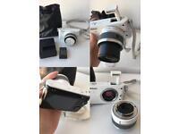 Nikon 1 J1 digital camera with 10-30mm lens J2