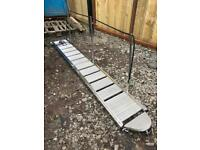 Stainless Folding gangway