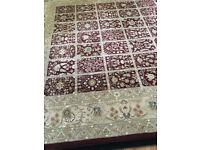 Carpet/Rug - large - hardly used