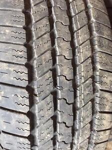 4 pneus d'été neuf, Goodyear, Wrangler SR-A, 275/55/20.