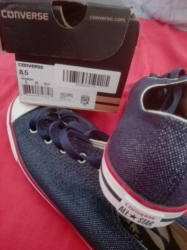 Converse New size 6
