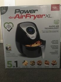 Power AirFryer XL 3.2liters capacity- new