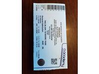 Tremonti Ticket for Glasgow