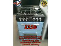Stoves Dual Fuel Cooker