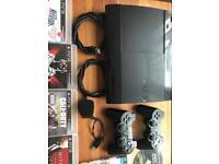 Sony PS3,Super Slim ,500GB