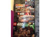 Bundle of Star Wars Lego- see description