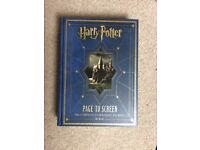 Harry Potter - Page to Screen (Movies 1-8 Guide)