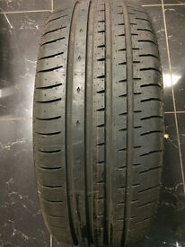 BRAND NEW 235 55 17 Accelera XL 103W inside/outside tread pattern. tyre