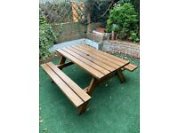 Pub Quality Garden Bench for sale