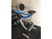 York exercise bike (electric)