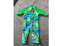 Boots Mini Club Swimsuit age 6-9 Months