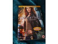 Unforgettable dvd box set