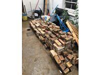 Victorian bricks reclaimed mixed old stocks