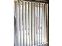 Vertical blind 130x112cm
