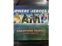 England v Australia gold tickets