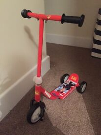 Postman pat scooter