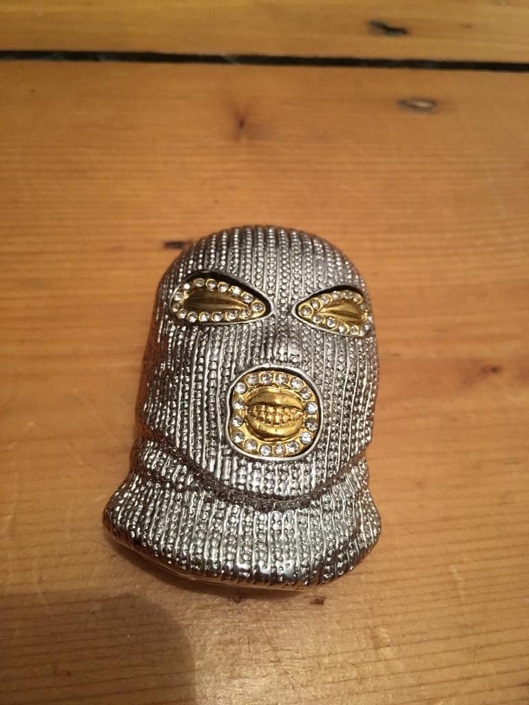 Gimp mask pendant