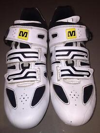 Mavic Zxellium Cycle Shoe size 9