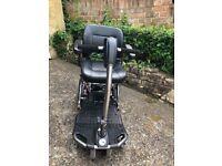 Liteway Balence Plus mobility scooter