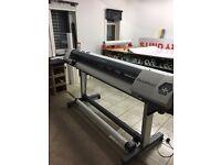 Roland camm 1 vinyl cutter and laminator