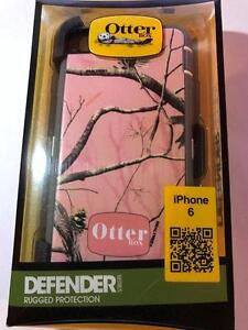 iphone 6 defender otterbox realtree new sealed belt clip