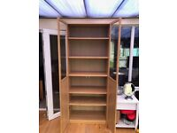 Ikea Billy/oxberg book case