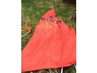 Red Topper/Dinghy Sail