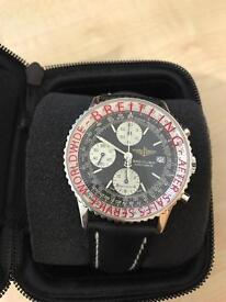 Breitling Navitimer A13022 1 year breitling warranty just been fully serviced