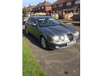 Jaguar S type 3 L V6 petrol