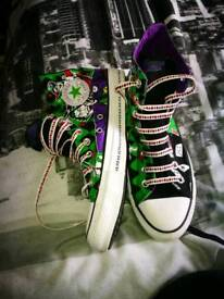 Converse Joker High Tops 8UK