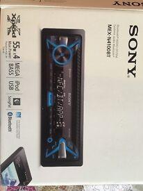 Sony MEX-4100BT