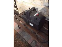 Powerful electric air compressor no tank.