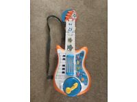 Vtech kids toy guitar