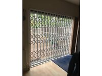Sliding, Concertina, Home Security, Office Security Grilles