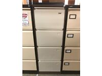 Filing Cabinet, 4 Drawer. In Coffee/Cream. 5 In Stock.
