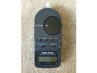 "RadioShack ""Digital Sound Level Meter"""