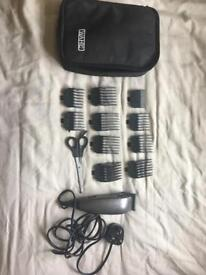 Wahl hair trimming set