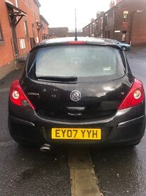 Vauxhall corsa 1.2sxi 1fk with 2keys,motd and s/h
