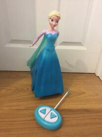 Disney Frozen Princess Elsa Ice Skater
