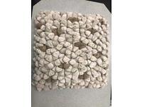 Dreamweavers Taupe Pebble Cushions