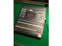 Yamaha 03D Digital Mixer Console 24 16 Channel Used O3D